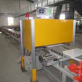 全自动瓷砖尺寸检测机